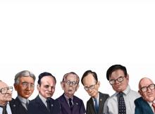 Superinvestors Master Investors - Vintage Value Investing
