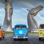 Hire A Vw Campervan In Scotland Vintage Vw Campers