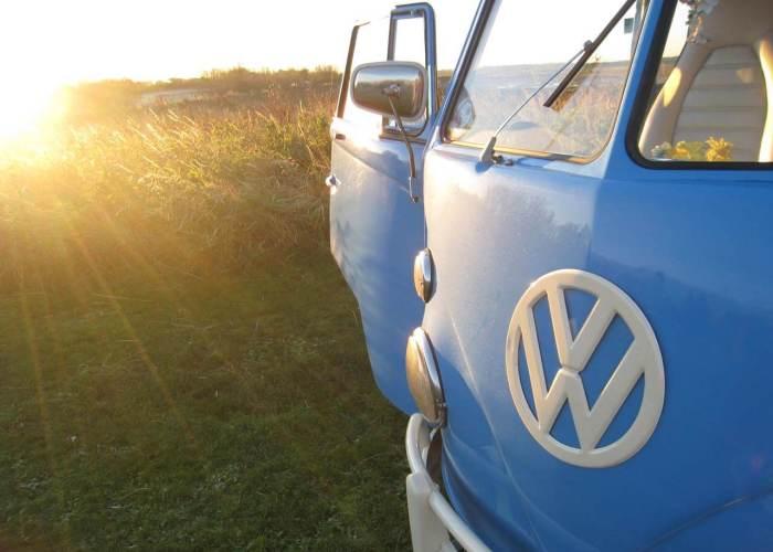 Meg the VW Microbus