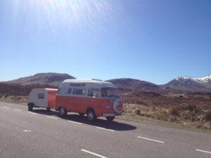 outdoor life in Scotland