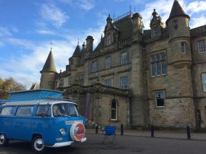 Campervan experience days