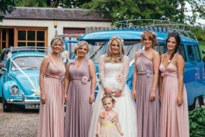 Louise & Bridesmaids