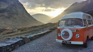 Lola in Glencoe by Jonny Danks