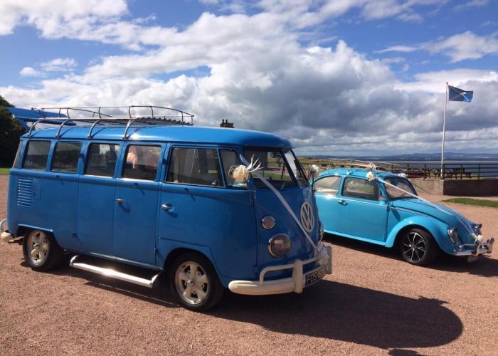 VW Wedding @ The Byre