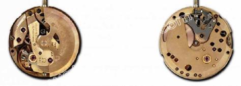 Omega 663 watch movements