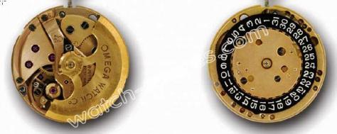 Omega 680 watch movements