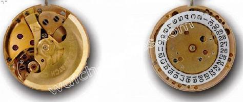 Omega 682 watch movements