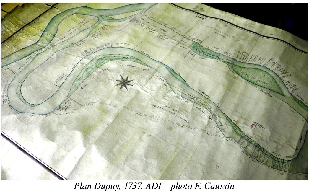 carte 1737
