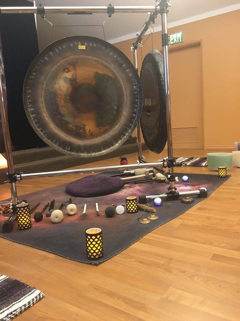 Gong | Vinyasa Productions | Denver CO | Sound Healing Instruments