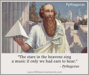 Pythagoras Music of the Spheres | Vinyasa Productions | Sound Healings & Gong Baths