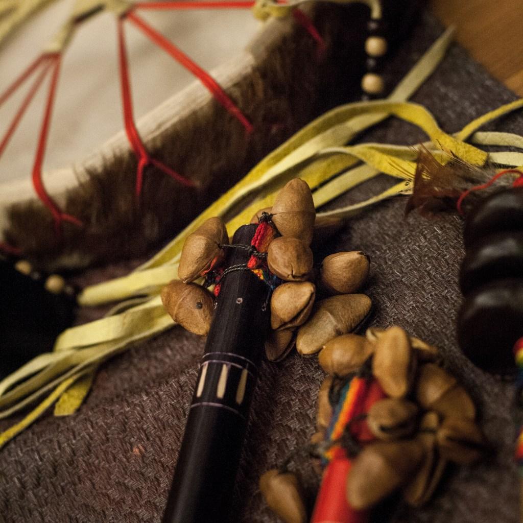 Rattles & Drums | Sound Healing Gong Bath | Vinyasa Productions | Denver, Colorado