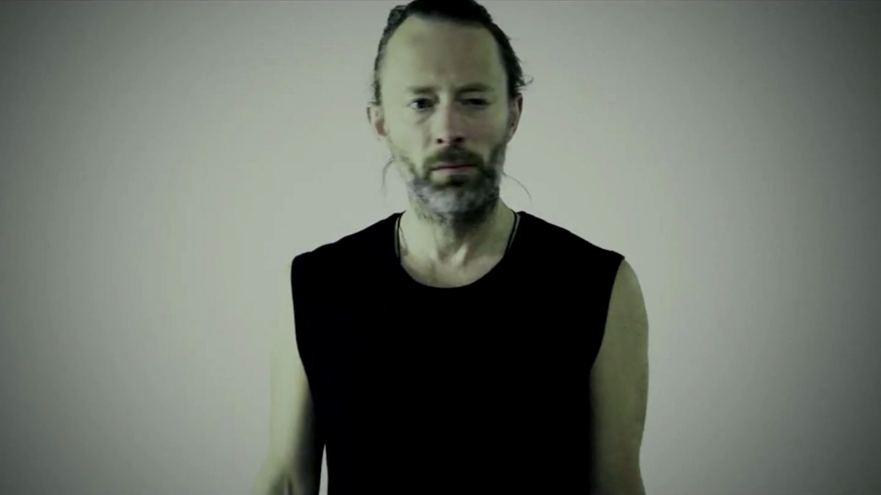 "THOM YORKE's ""Tomorrow's Modern Boxes"" Gets White Vinyl Reissue"