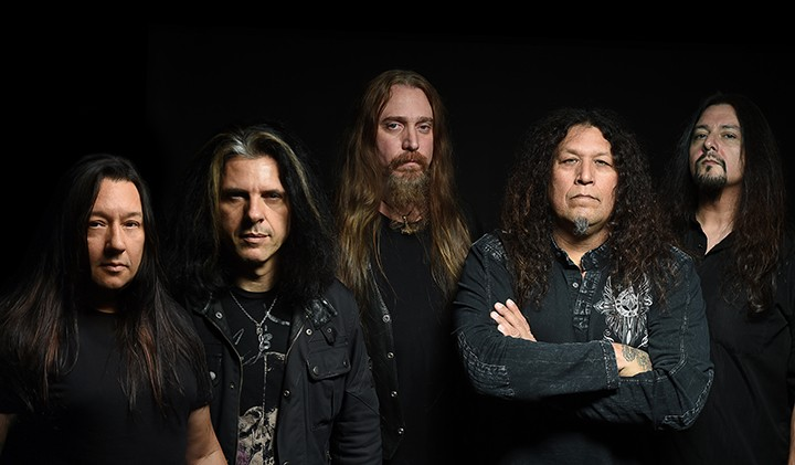 TESTAMENT TESTAMENT to Re-Issue Classic Albums with New Artworks