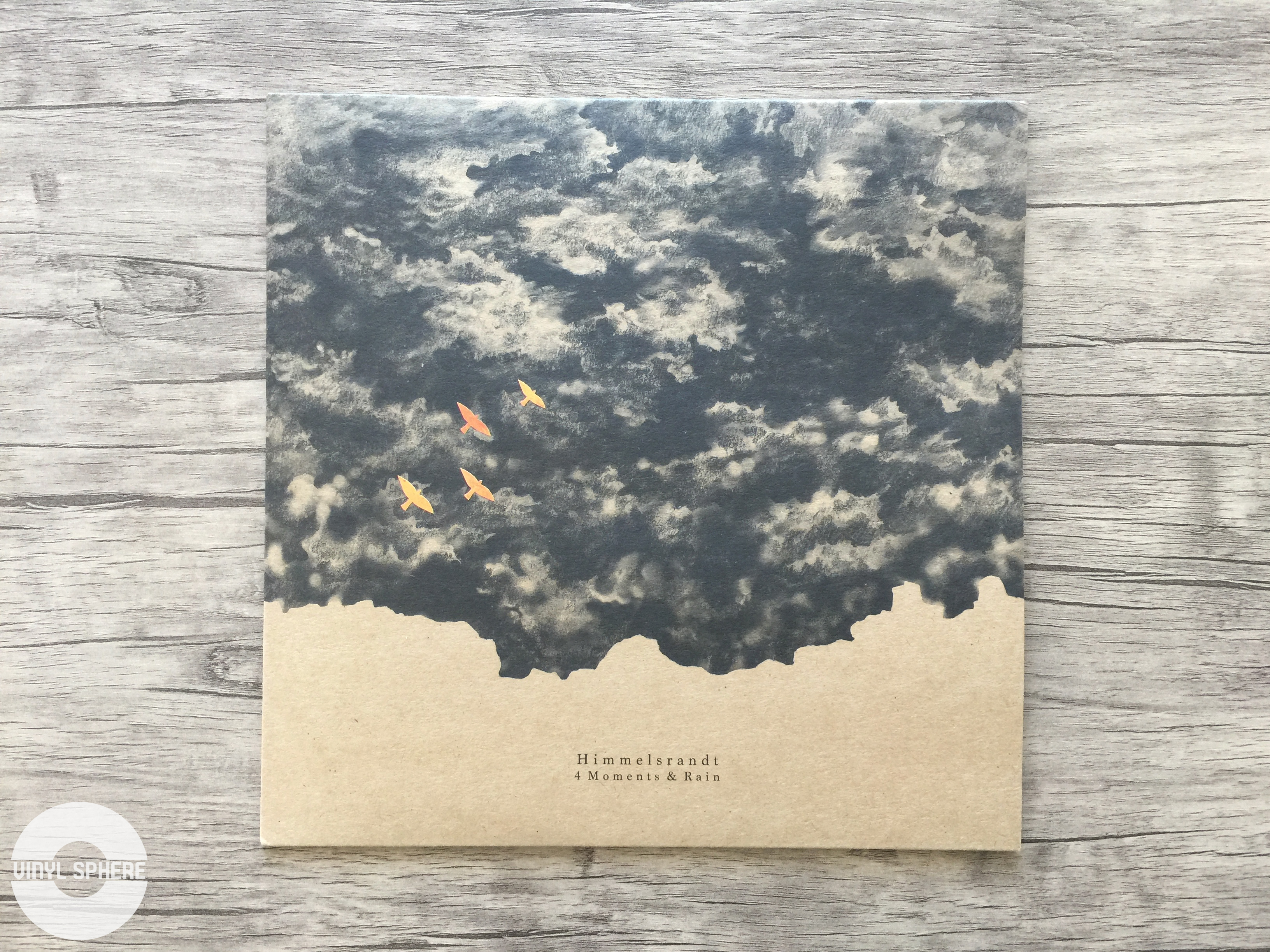 Himmelsrandt - 4 Moments & Rain (front)