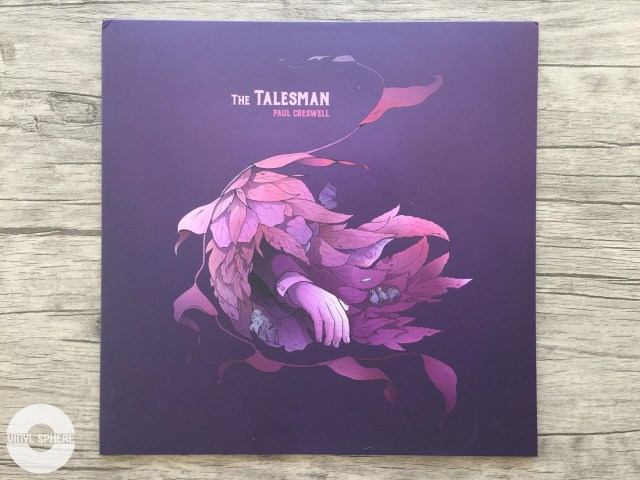 Paul Creswell - The Talesman (front)
