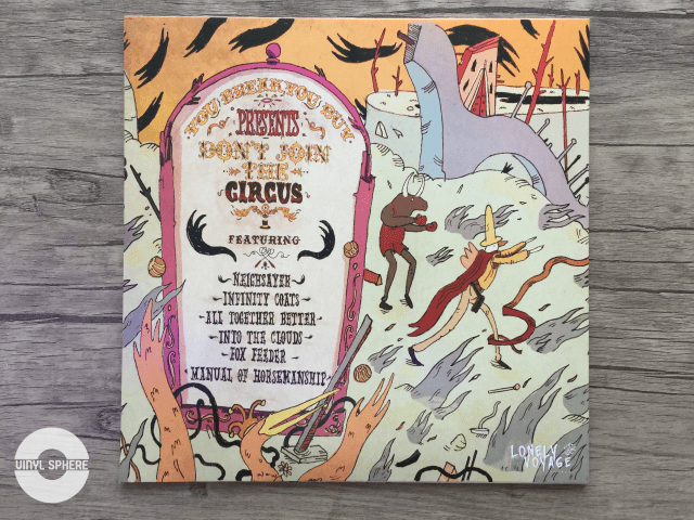 Don't Join the Circus (back cover)