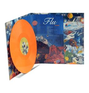 orange vinyl 12''