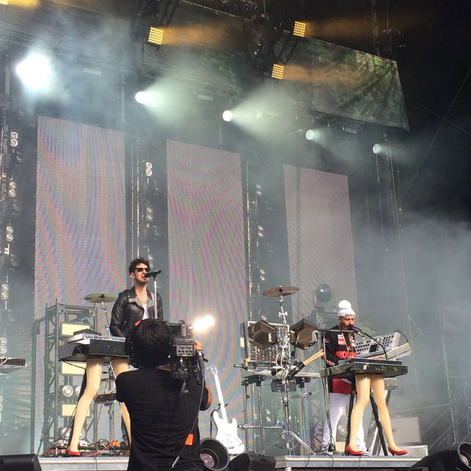 Chromeo Made In America