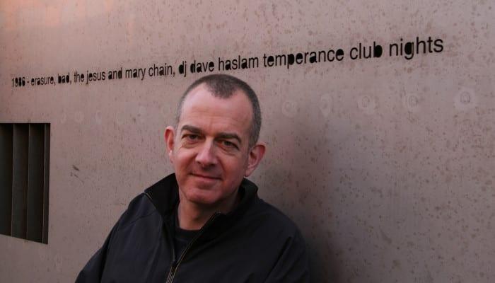 Dave Haslam