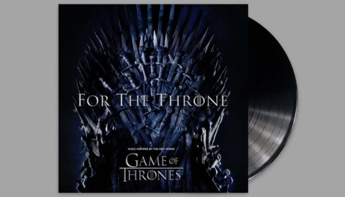 For The Throne Vinyl