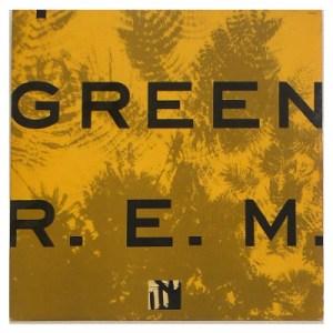 R.E.M - Green
