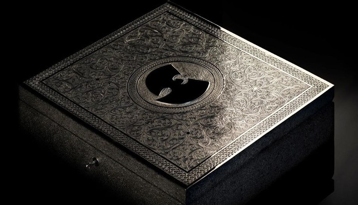 Wu-Tang Clan vinyl - Once Upon a Time in Shaolin