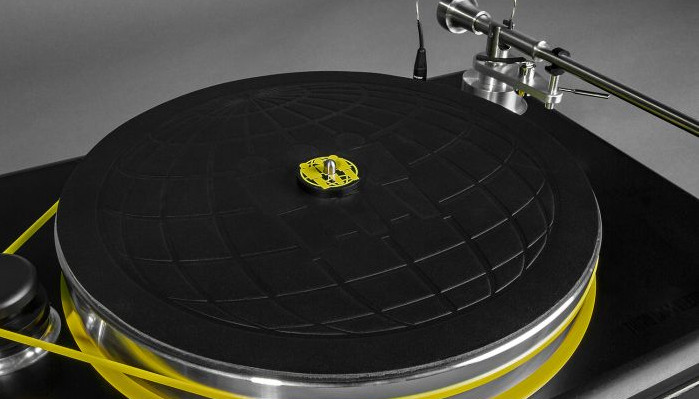 Third Man Records - Turntable Close Up