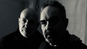Brian and Roger Eno