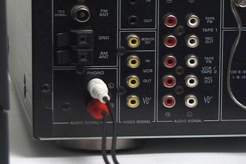 chaine vinyle ampli vinyle quelle