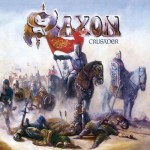 "16 Avril 1984 - Saxon sort l'album ""Crusader"""