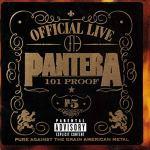 "29 Juillet 1997 - PANTERA sort l'album ""Official Live 101 Proof"""