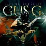 "Gus G va sortir son EP ""Live In Budapest - Part 1"" en septembre!"