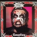 "21 Août 1989 - King Diamond sort l'album ""Conspiracy"""