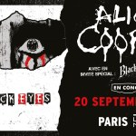 Alice Cooper in Boulogne-Billancourt on 09/20/19