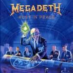 """24 Septembre 1990 - Megadeth sort l'album """"Rust In Peace"""""""
