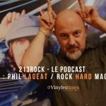 [Interview] - 213Rock Harrag Melodica - Interview avec Phil Lageat de Rock Hard Magazine