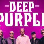 Deep Purple en concert à Paris en 2020