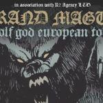 Tournée Grand Magus / Wolf une date en France le 17 Mars.