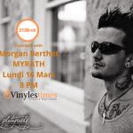 [Interview] - 213Rock Harrag Melodica reçoit Morgan Berthet le batteur du groupe Myrath à Lundi 20 Heures
