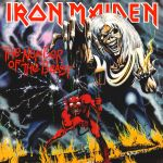 "22 Mars 1982, Iron Maiden sort l'album ""The Number Of The Beast"""