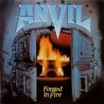 "13 Avril 1983 - Anvil sort l'album ""Forged In Fire"""