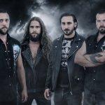 """Le groupe suédois de power metal Veonity a signé un accord avec Scarlet Records pour la sortie de leur nouvel album """"Sorrows""""."""