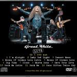 "Great White ""Live"" avec Mitch Malloy."