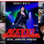 Alcatrazz accueille Doogie White pour toute la tournée 2021 exit Bonnet.