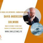 [Interview] - 213Rock Harrag Melodica reçoit David Andersson du groupe Soilwork - Rendez vous à 17 Heures.