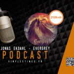 [Interview] – 213Rock Harrag Melodica – Invité : Jonas Ekdahl du groupe Evergrey .