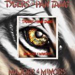 """Tygers Of Pan Tang - """"Majors & Minors"""" les meilleurs Titres des 13 dernières années Le 28 Mai."""