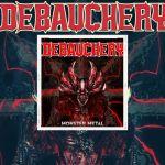 """Debauchery - Nouvel album """"Monster Metal"""" le 21 Mai."""
