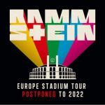 Rammstein est malheureusement contraint de reporter une nouvelle fois la tournée européenne des stades prévue.