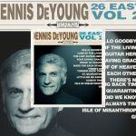 "Dennis DeYoung - Nouvel album ""26 East, Vol. 2"" Ecoutez ""The Last Guitar Hero (Featuring Tom Morello)"""